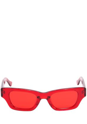RAY ACETATE SQUARED SUNGLASSES