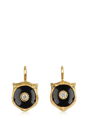 18KT GOLD MARCHÉ DES MERVEILLES EARRINGS