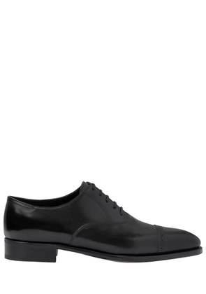 PHILIP II LEATHER OXFORD SHOES