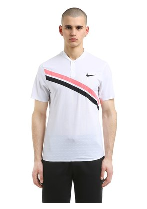 NIKECOURT ZONAL COOLING RF POLO SHIRT