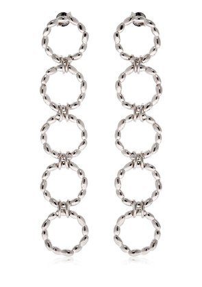 RICE IS LIFE 5 CIRCLES EARRINGS