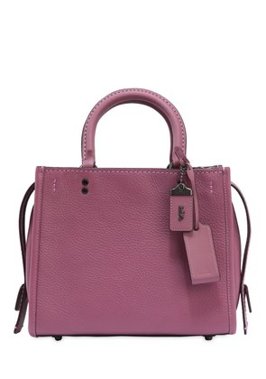 ROGUE TEXTURED LEATHER BAG