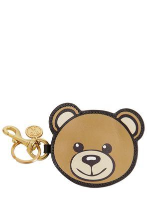 TEDDY COIN PURSE WITH KEY RING