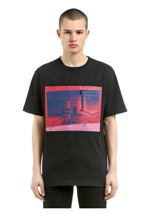 ELECTRIC CHAIR COMPACT JERSEY T-SHIRT