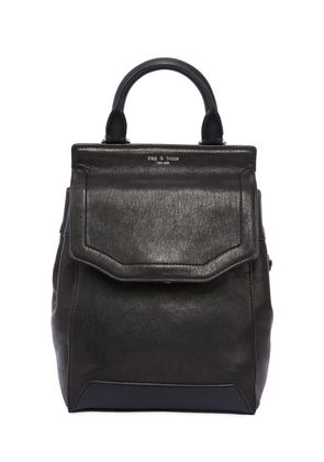 SMALL PILOT LEATHER BACKPACK II