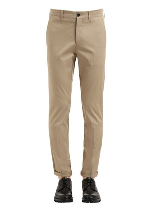 Clearance Professional 18CM STRETCH GABARDINE CHINO PANTS Free Shipping Excellent Free Shipping Recommend Supply Shop Online U5aKfw