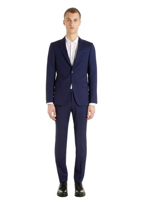 TROPICAL SUPER 110'S TEXTURED WOOL SUIT