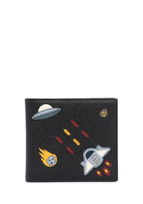 SPACE SAFFIANO LEATHER CLASSIC WALLET