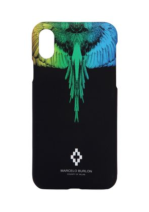 RAINBOW WING IPHONE X COVER