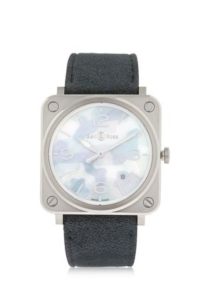 BRS CAMOUFLAGE STEEL WATCH