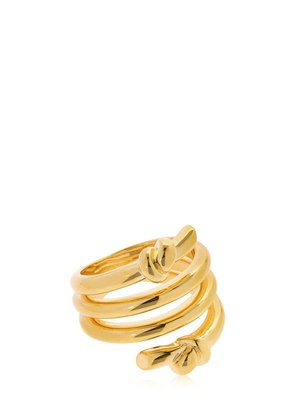 VENUS GOLD PLATED RING