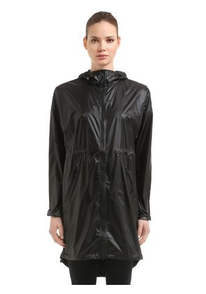 ROSEWELL HOODED JACKET