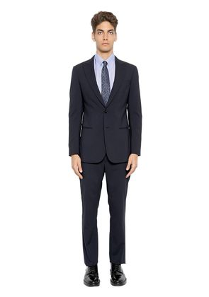 SOHO WOOL CHECK SUIT