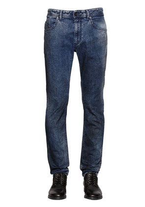 17CM THOMMER SLIM MARBLE DENIM JEANS