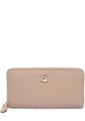 PIMLICO LEATHER ZIP AROUND WALLET