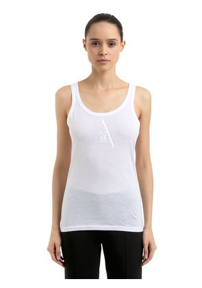 RE EDITION COTTON JERSEY TANK TOP