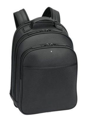 EXTREME SMALL LEATHER BACKPACK BLACK