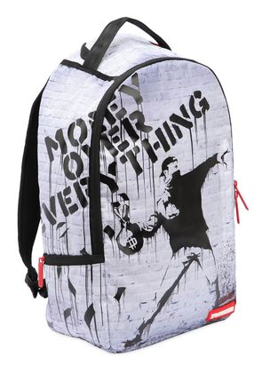 MONEY OVER EVERYTHING BACKPACK