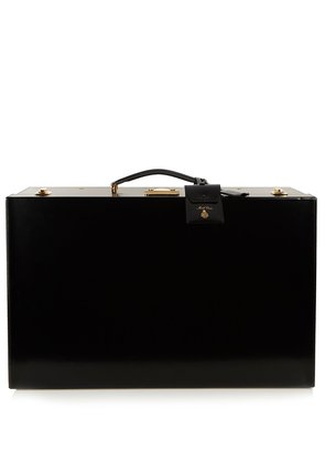 Grace 60cm smooth-leather trunk