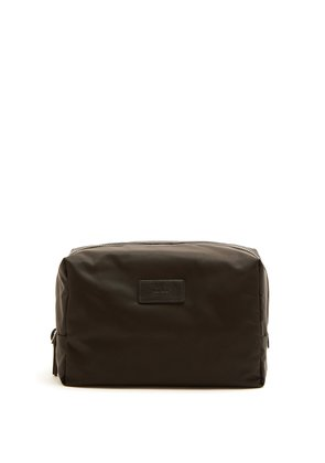 City Webbing nylon-blend washbag