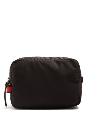 Obsedia nylon washbag