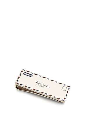 Air Mail money clip