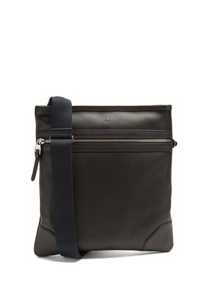 Boston leather cross-body bag