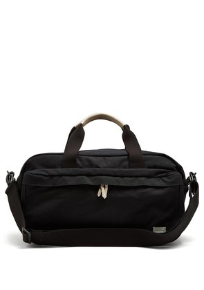 Boston canvas holdall