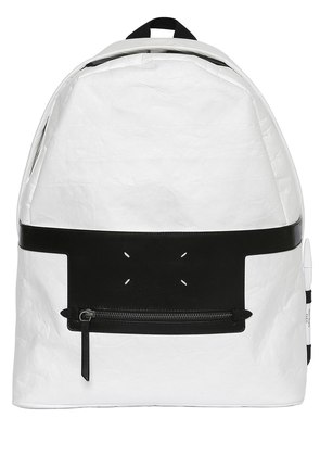 LEAVE A MESSAGE TECHNO PAPER BACKPACK