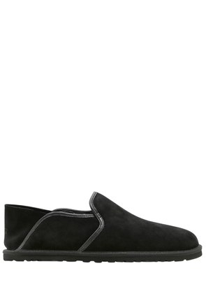 COOKE SHEARLING SLIPPERS