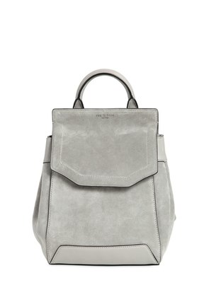 SMALL PILOT SUEDE BACKPACK