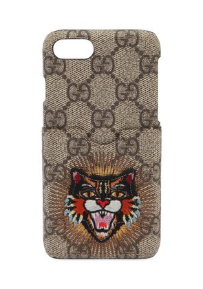 ANGRY CAT PATCH IPHONE 7 CASE