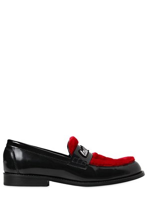 20MM LAST DANCE LEATHER LOAFERS