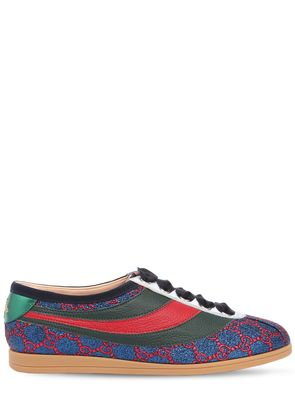 10MM FALACER GG LUREX SNEAKERS