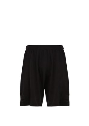 Wool boxer shorts