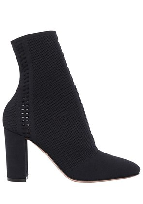 100MM STRETCH KNIT BOOTS