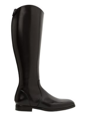 20MM LEATHER RIDING BOOTS