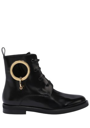 20MM SMITH PIERCING LEATHER BOOTS