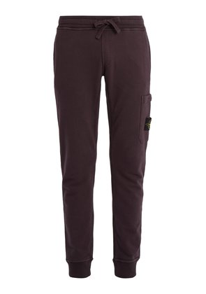 One pocket track pant cotton trousers