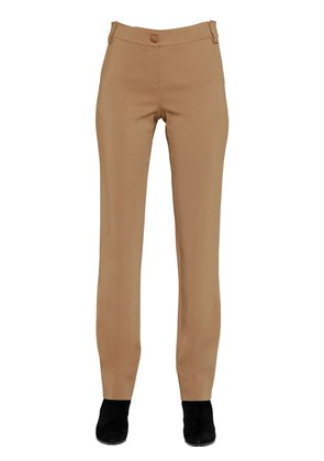 STRETCH VISCOSE PANTS
