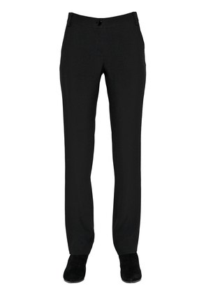 VISCOSE CADY SLIM PANTS