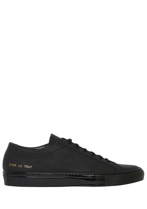 ACHILLES LUXE LEATHER SNEAKERS