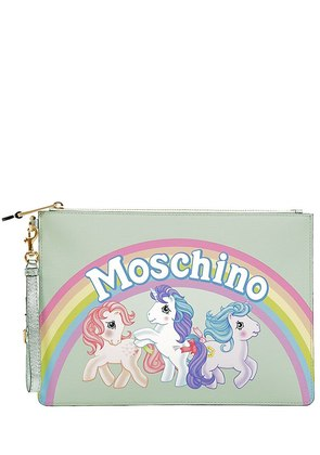 MEDIUM LITTLE PONY PRINTED POUCH