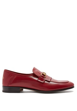 Quentin leather loafers