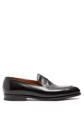 Amble leather loafers