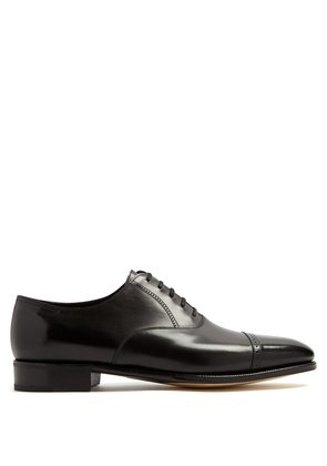 Phillip II leather oxford shoes