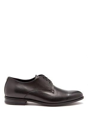 Christopher R leather lace-up shoes