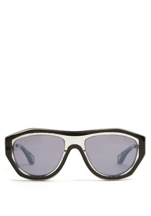 Larsen acetate sunglasses