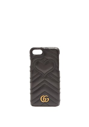 GG Marmont quilted-leather iPhone® 7 case