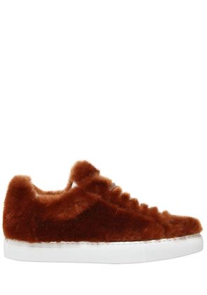 20MM MERINO FUR SNEAKERS